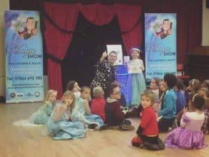 childrens entertainer gloucester